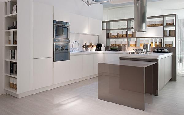 Muebles italianos para la cocina for Muebles de cocina italianos