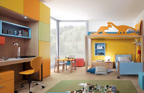 dormitorios para niños de dear kids
