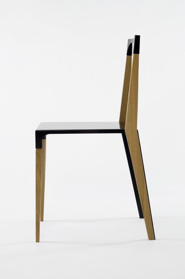 Mesa y sillas de madera minimalistas15 for Mesa y sillas madera