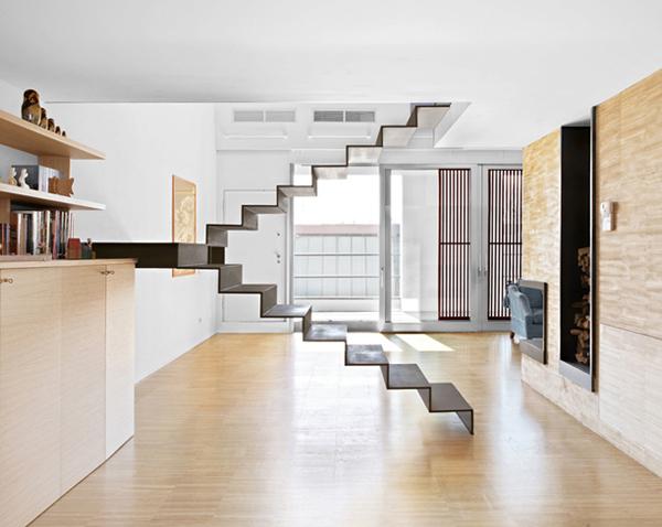 Escaleras de interior minimalistas - Scale interni design ...