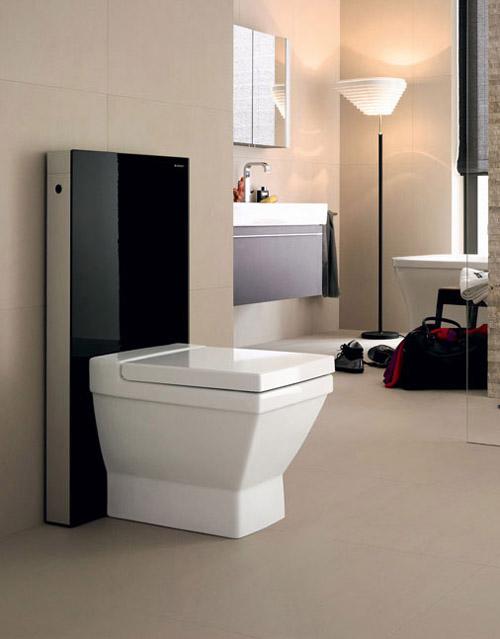 wc modular de geberit. Black Bedroom Furniture Sets. Home Design Ideas