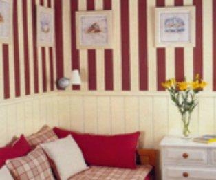 Vi 35699 645095 954973 - Habitaciones pintadas con rayas ...