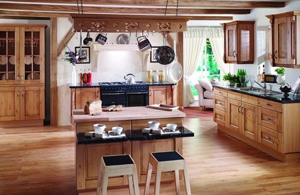 Cocinas de estilo r stico - Estilos de cocinas ...