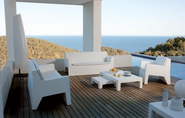 C mo cuidar los muebles de exterior for Muebles terraza exterior