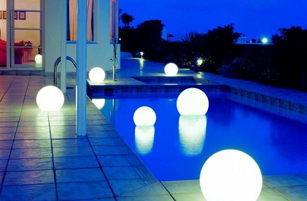 Luces de exterior for Luces de jardin exterior