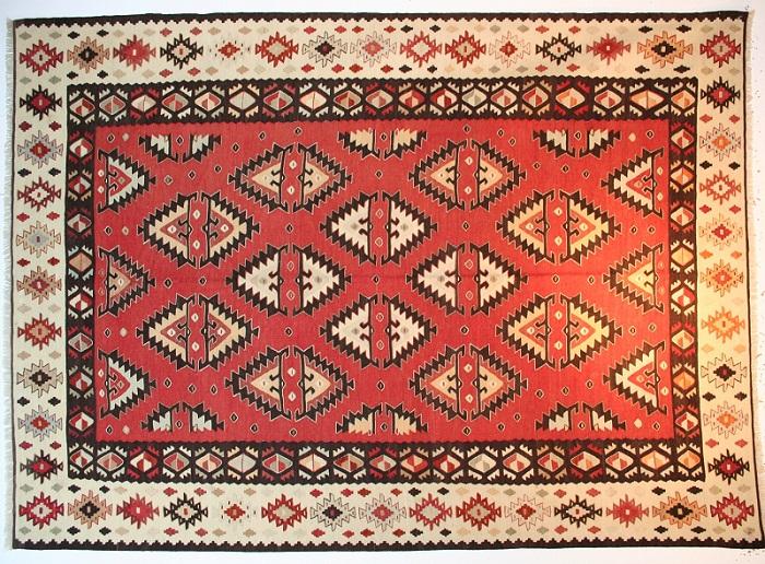 Imagenes de alfombras alfombra de bamb lehka fucsia for Alfombras redondas chile