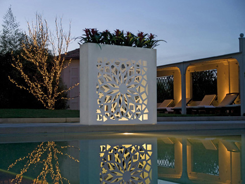 Macetas gigantes para exteriores for Macetas decorativas para exteriores