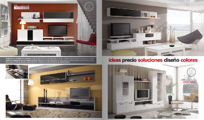 Colecci n merkamueble hogares 2011 Merkamueble catalogo dormitorios