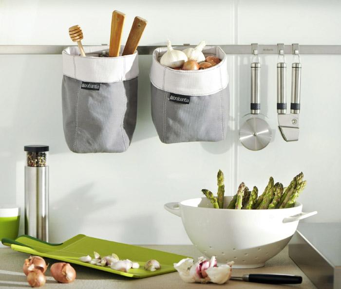 Cestas de almacenaje de cocina por brabantia - Almacenaje de cocina ...