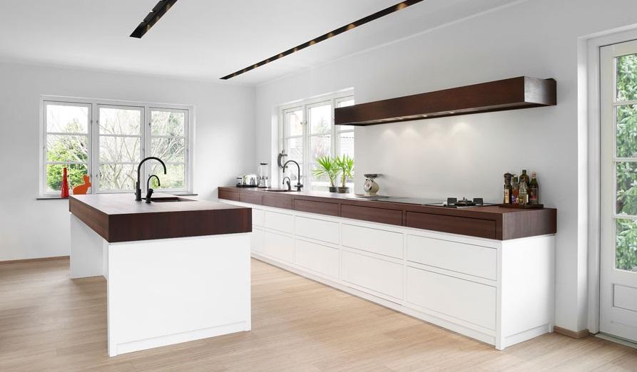 Cocinas de estilo sueco for Estilos de cocinas