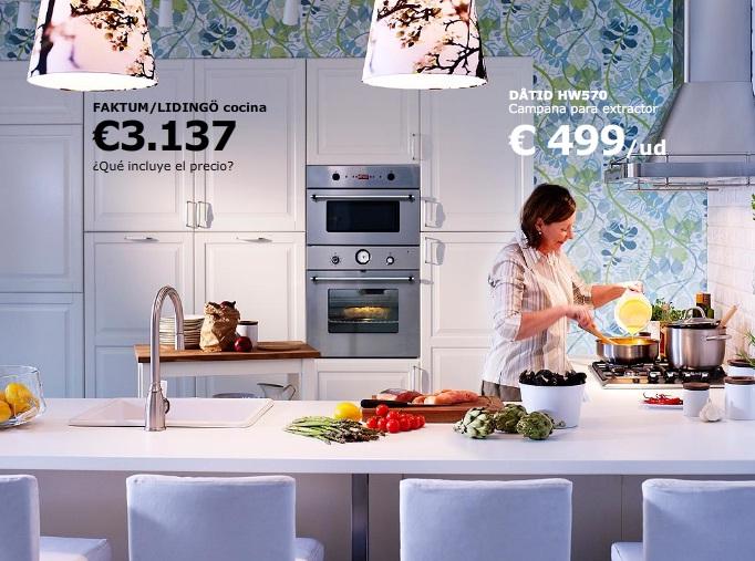 Ikea cocinas precio montaje cortinas cocina ikea hermosa - Montar cocina ikea ...