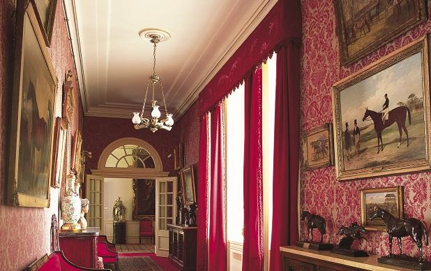 C mo decorar un pasillo for Decoracion de pasillos rusticos