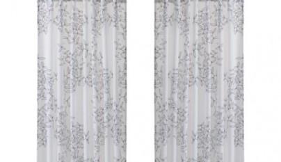 cortinas y estores ikea 2011. Black Bedroom Furniture Sets. Home Design Ideas