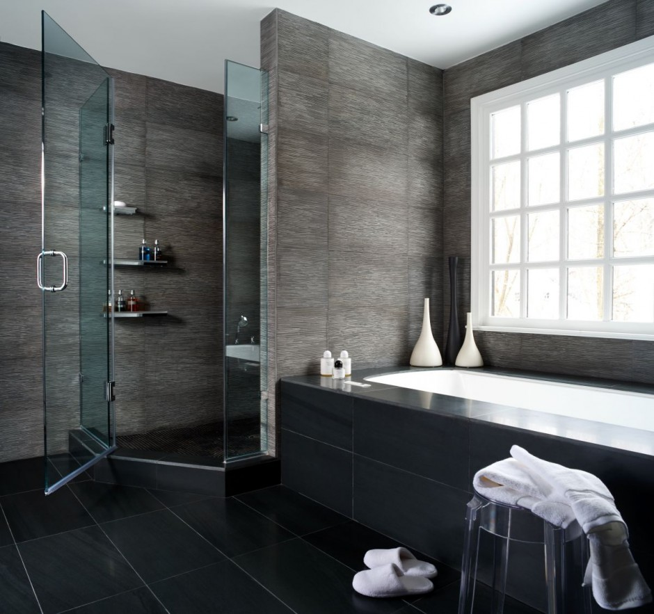 Baño Estilo Contemporaneo:Modern Bathroom Design Ideas