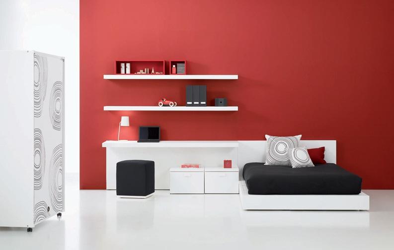 Dormitorios juveniles minimalistas - Dormitorios originales juveniles ...
