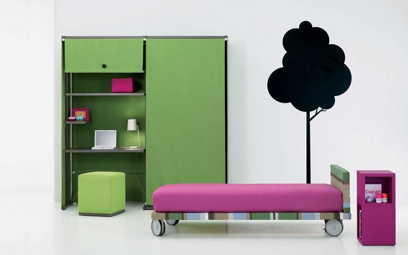 Dormitorios juveniles minimalistas for Recamaras para jovenes minimalistas