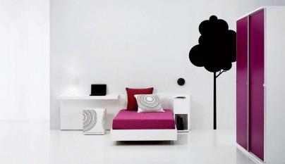 Decorablog revista de decoraci n - Dormitorios juveniles minimalistas ...