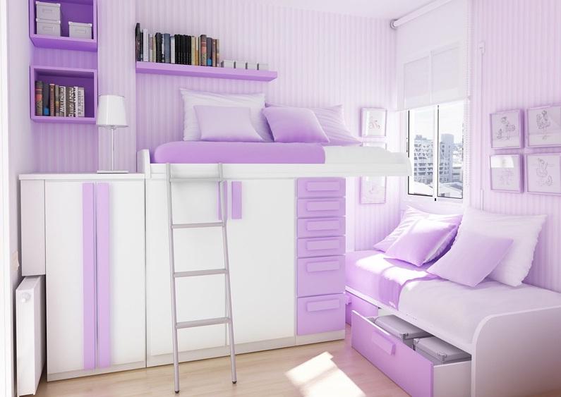 Dormitorios para adolescentes for Dormitorio para adolescentes