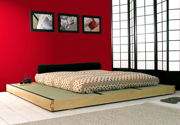 Los futones japoneses for Imagenes de futones