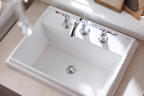 Muebles Para Baño Kohler:Kohler Tresham Drop in Sink