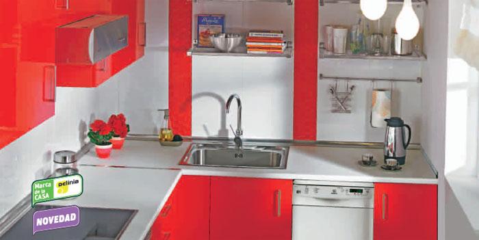 Muebles para el ba o y cocina de leroy merlin for Mueble fregadero leroy merlin