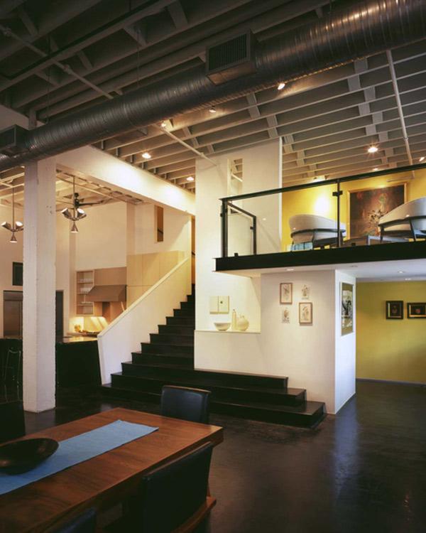 Loft Layout Ideas Design: Revista De Decoración