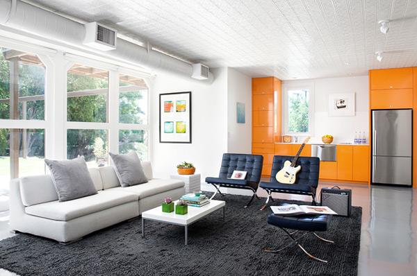 Dise o de interiores por poteet architects - Diseno de interiores salones ...