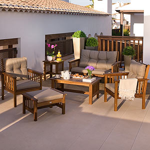 Muebles jardin carrefour 26 for Sillones jardin carrefour