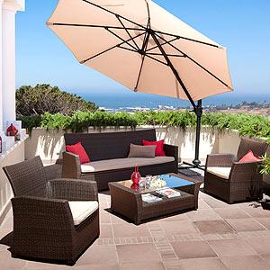 Muebles jardin carrefour 27 for Muebles de terraza carrefour