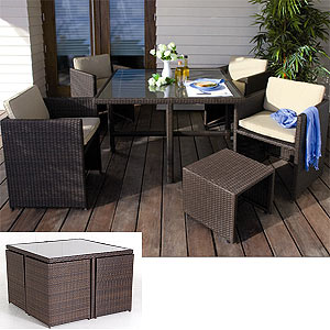 Muebles jardin carrefour 33 for Conjuntos de jardin carrefour
