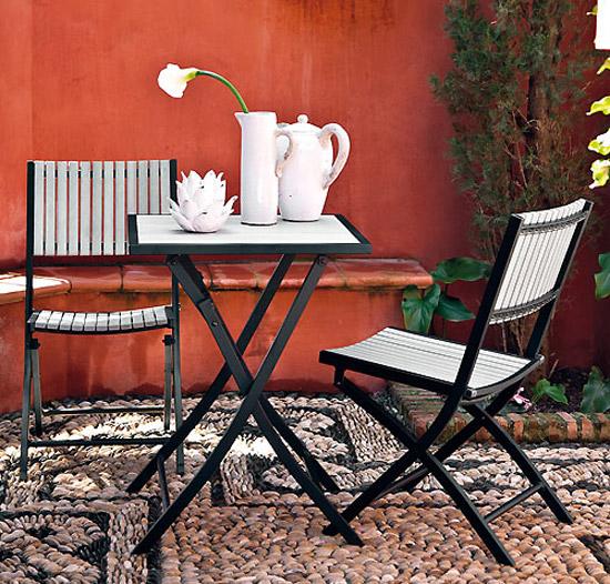 Muebles para terrazas jardines y balcones de el corte ingl s for Muebles de balcon