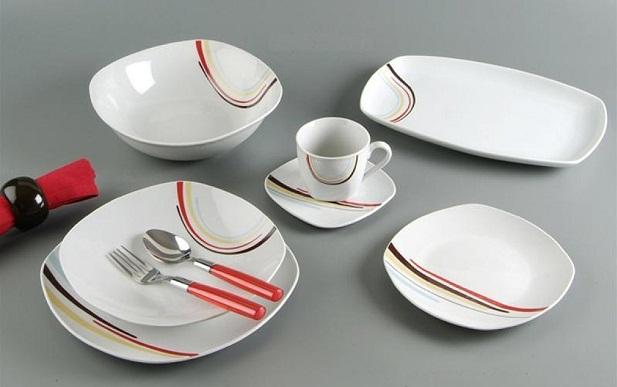 Tipos de vajilla for Tipos de platos