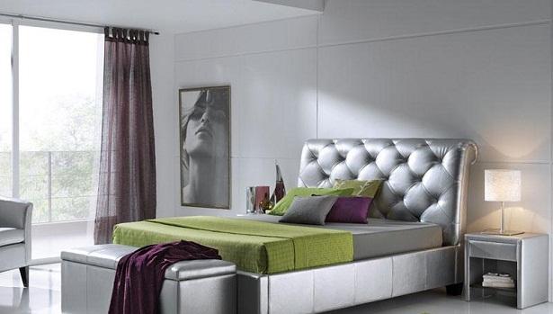 Decoraci n en color plata - Combina colores en paredes ...