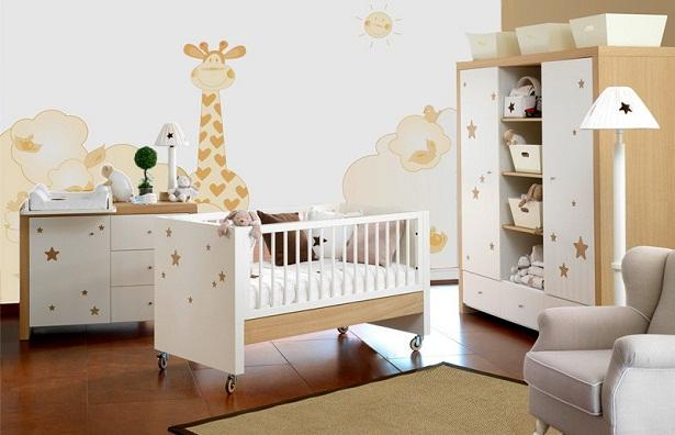 Habitaciones Decoracion Paredes ~ Decorar las paredes en las habitaciones infantiles