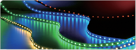 Tiras de luces led - Iluminacion led jardin ...