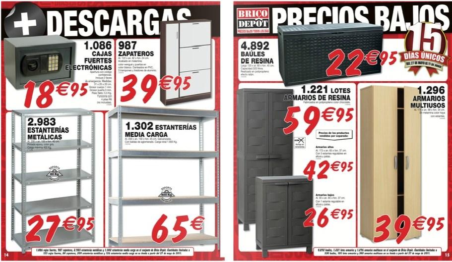 Cat logo brico depot 2011 - Arcones de resina bricodepot ...