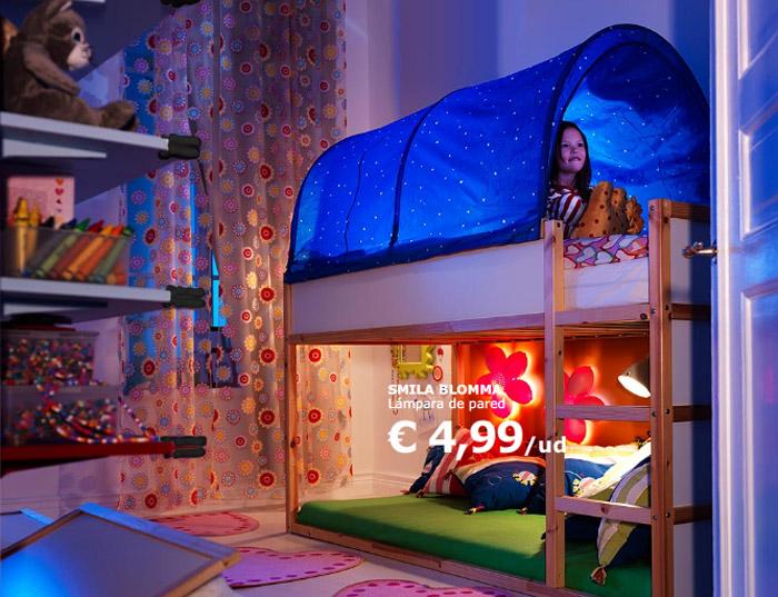 Camas para ni os de ikea - Ikea camas para ninos ...