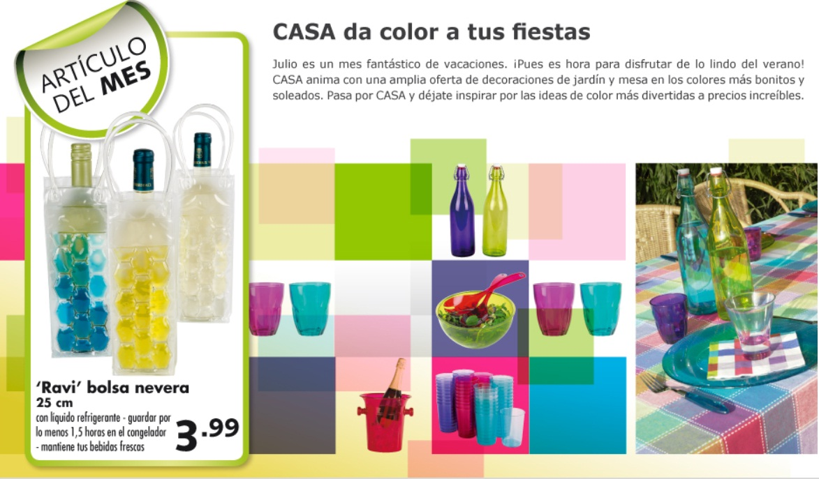 Cat logo casa home 2011 for Casa jardin catalogo