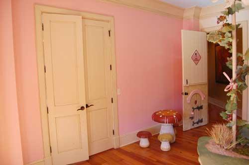 Decorar cuarto de ni a como un cuento de hadas - Decorar habitacion nina ...