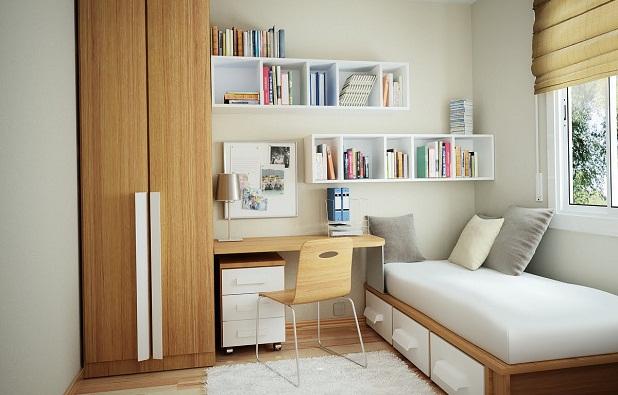 Decorar un dormitorio peque o - Decorar dormitorios pequenos ...