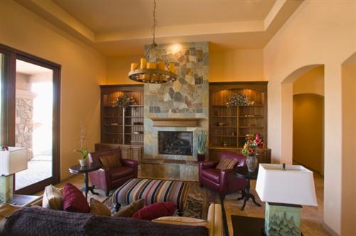 Simple Colores De Pintura Para Interiores De Moda With Moda En Pintura De  Interiores.