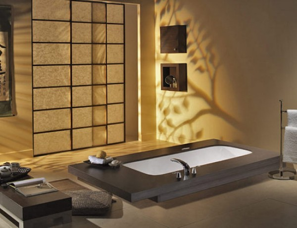 Decoracion De Baños Estilo Japones:Japanese Bathroom Design