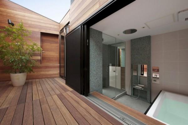 Estilo japon s para la decoraci n de interiores for Casas modernas estilo zen
