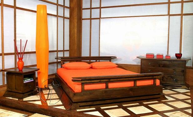decoracao de interiores estilo oriental:Japanese Style Bedroom Sets