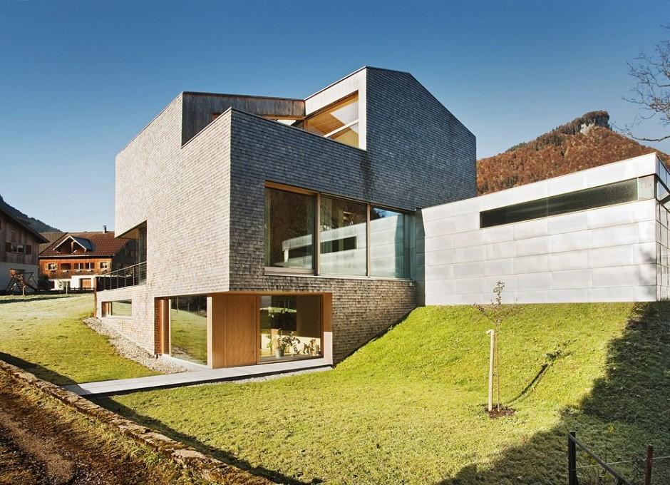 Casa de monta a en austria - Casas de montana ...