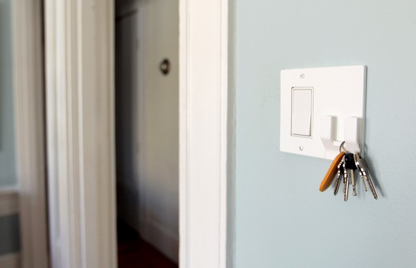 Decorablog revista de decoraci n - Para colgar llaves ...