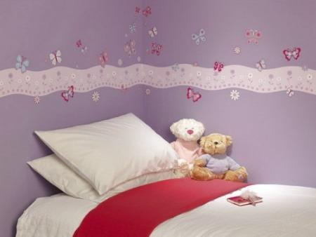Imagenes de mariposas para pintar en la pared imagui - Mariposas decoracion pared ...
