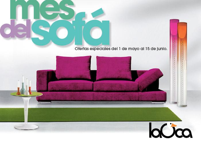 Mes del sof en la oca - Sofas la oca ...