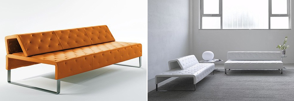 Sof minimalista por matteograssi for Sofa minimalista