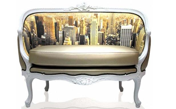 sofas decorados con fotos Sofás decorados con fotos